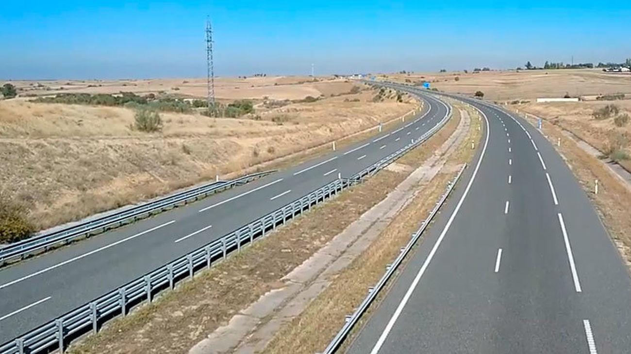 Fomento rebaja los peajes en la autopista AP-41 Madrid-Toledo