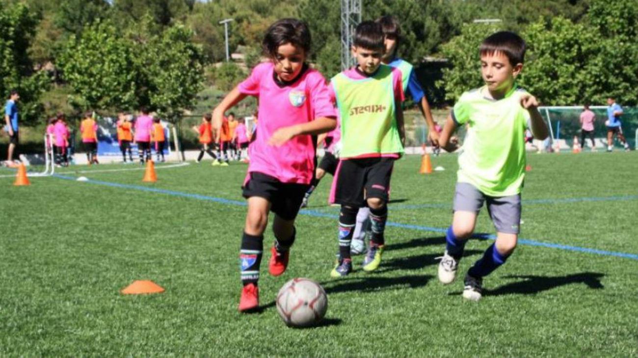 Escuela Deportiva Moratalaz,con 56 años de historia