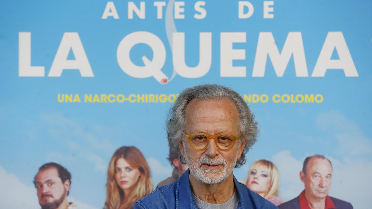 'Antes de la quema', la última película de Colomo
