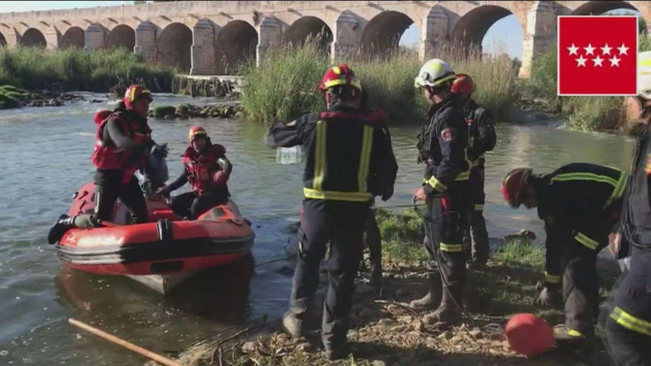 Recuperan el cuerpo sin vida del bañista desaparecido en el río Jarama