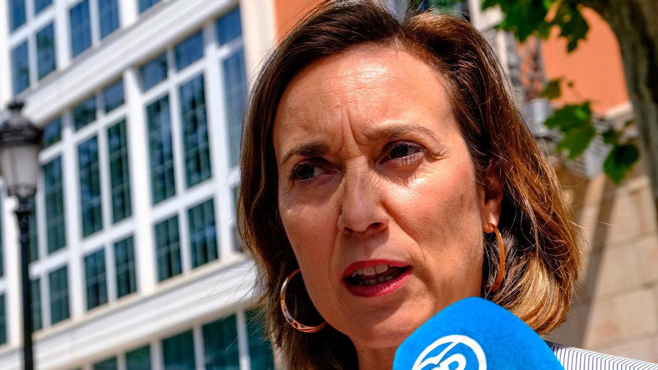 """El PP exige al PSOE que """"no se eche a los brazos de Bildu"""" en Navarra"""