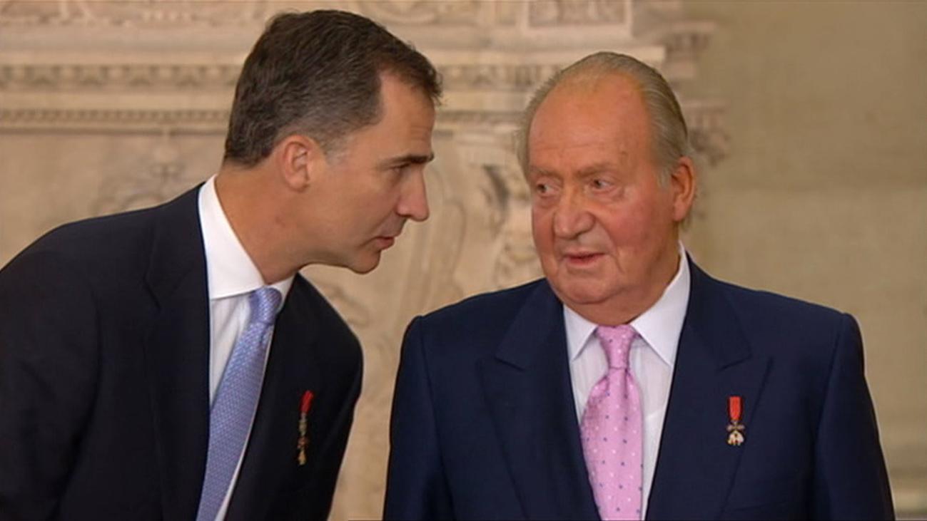 El Rey Juan Carlos se retira de su actividad institucional
