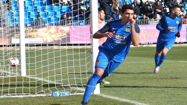 """Juanma Marrero: """"El gol más importante de mi carrera"""""""