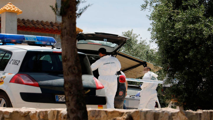 Hallan una pareja muerta en su casa por disparos de escopeta en Iznájar (Córdoba)