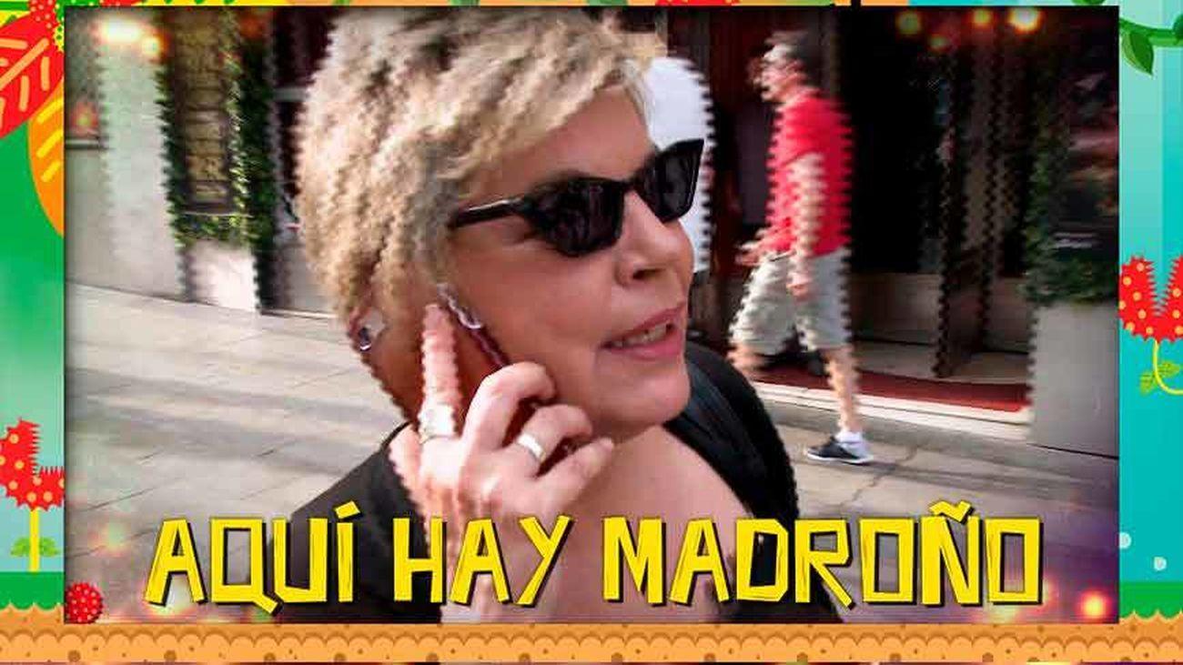 La casi tragedia de Terelu Campos en la despedida de soltera de Belén Esteban