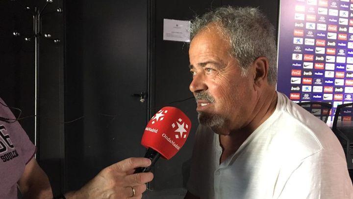 """Iriondo: """"Llega ante el Oviedo el partido de los partidos"""""""
