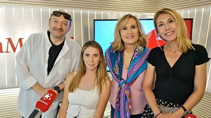 Cara a cara entre Silvia Saavedra (Ciudadanos) y Mar Espinar (PSOE)