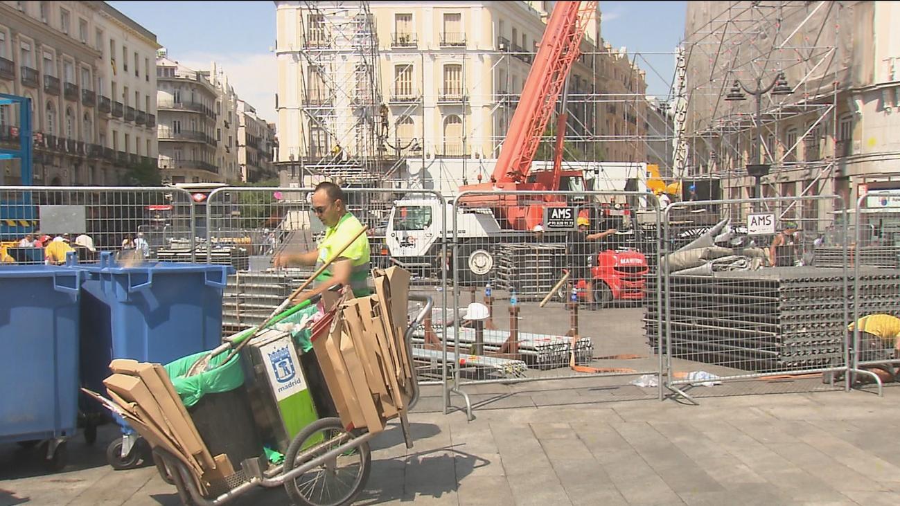 El antes y el después de la invasión inglesa en Madrid