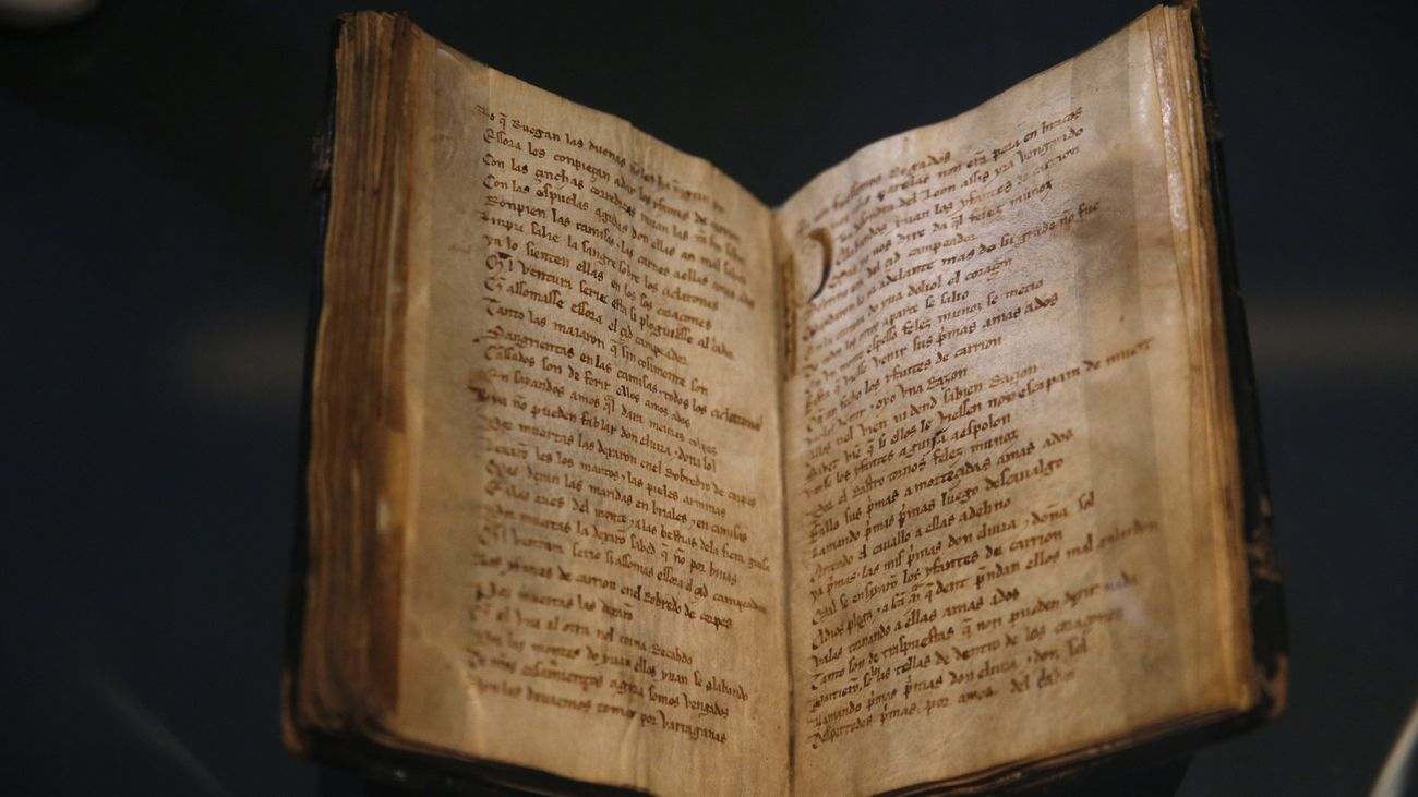 El Códice del Mio Cid