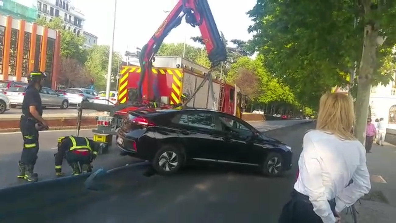Conductores de VTC denuncian que no ha cesado el acoso de los taxistas en Madrid