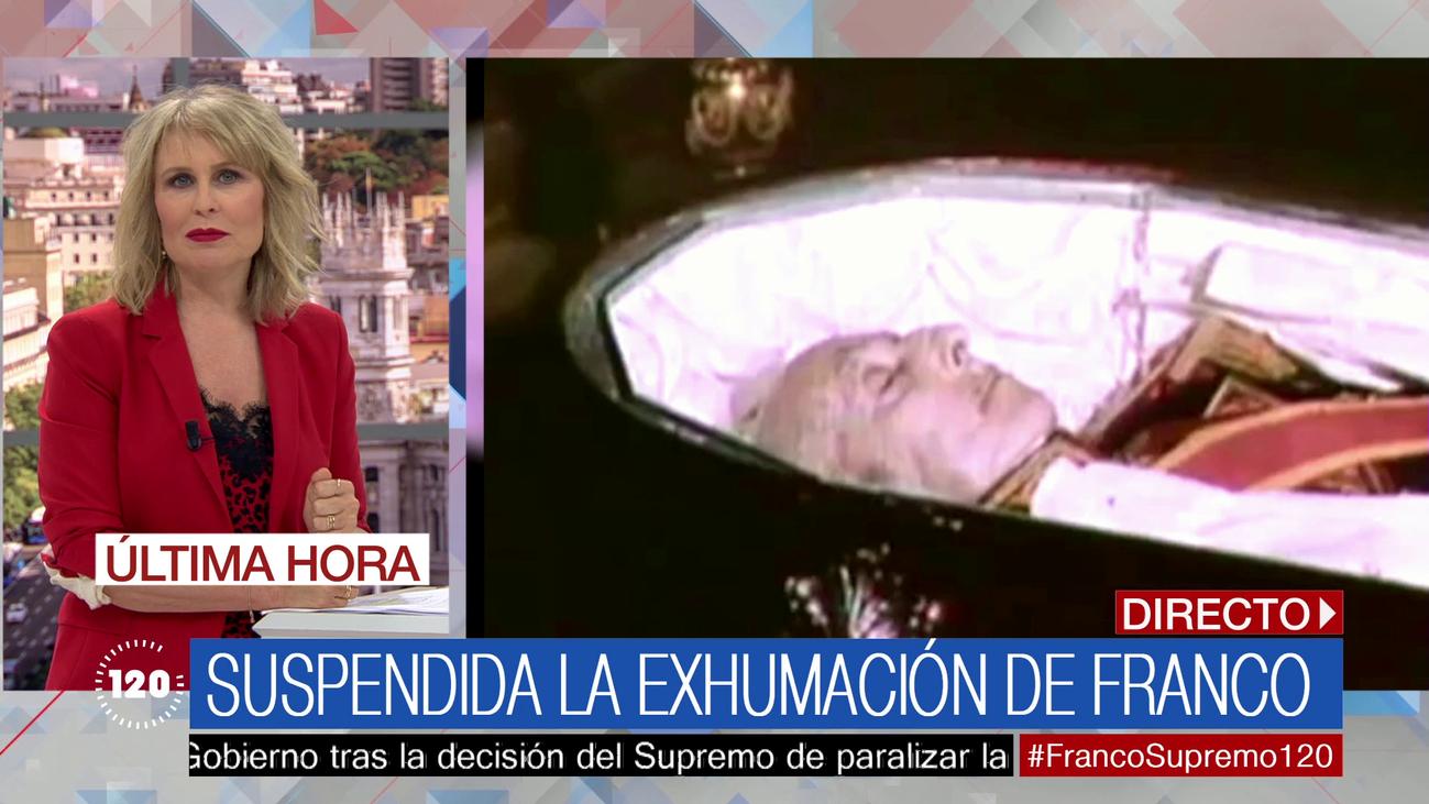 Paralizada la exhumación de Franco: ¿Y ahora qué?