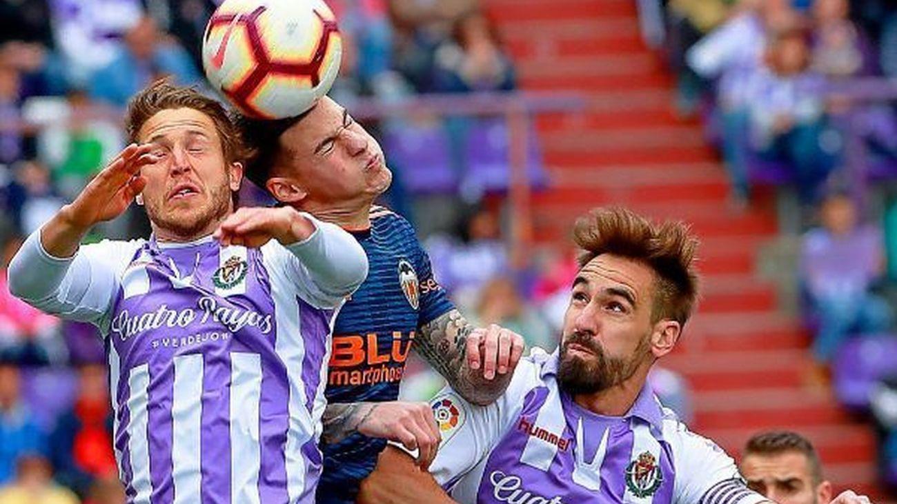 """Urreiztieta: """"Aranda aseguró que había comprado a siete jugadores del Valladolid"""""""
