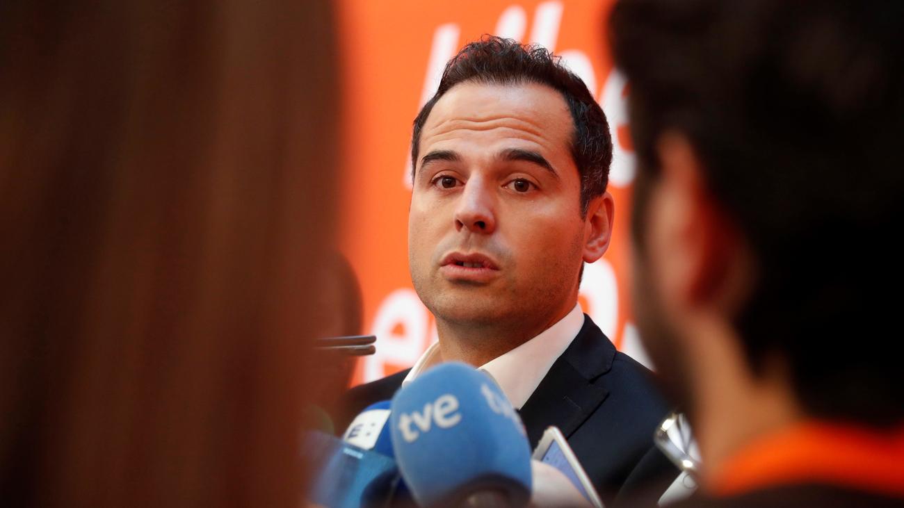 Ciudadanos reclama al PP presidir la Asamblea de Madrid