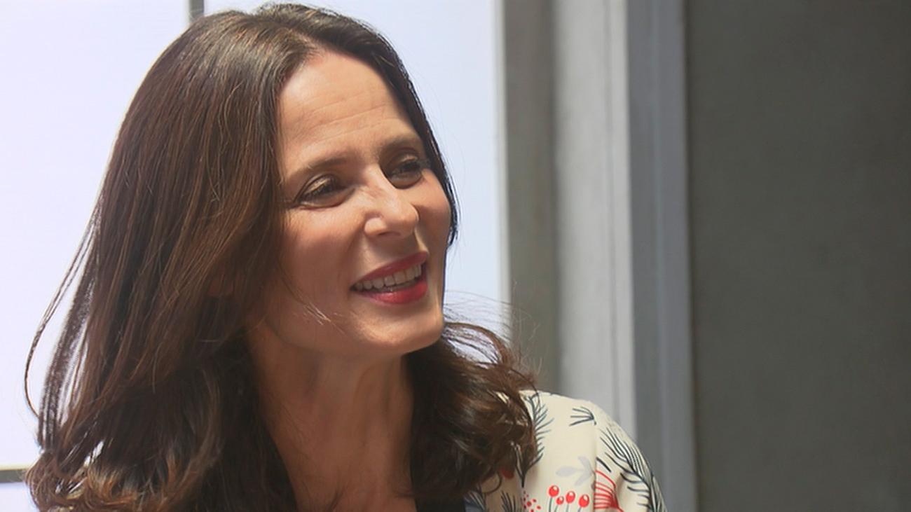 Aitana Sánchez Gijón, una actriz comprometida con el feminismo