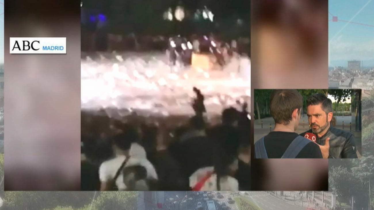 Pelea multitudinaria en las fiestas de San Fernando de Henares