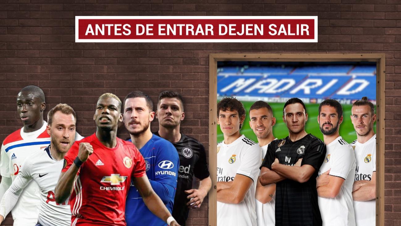 """Vallejo: """"Quiero quedarme en el Real Madrid, pero nunca se sabe"""""""