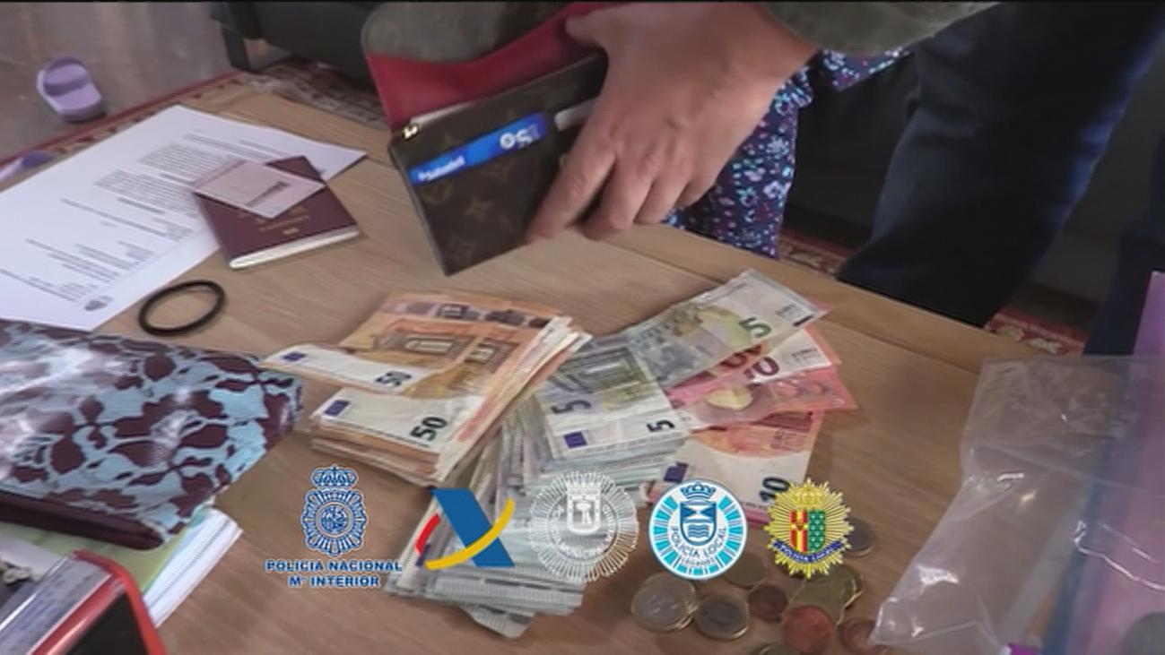 Desarticulado en Leganés, Getafe y Fuenlabrada un grupo criminal que vendía móviles falsificados