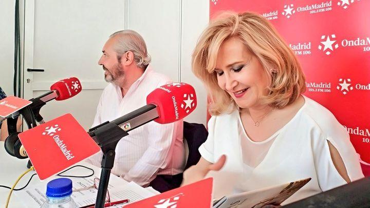 """Antonio Cabanas presenta su última novela """"Las lágrimas de Isis"""""""