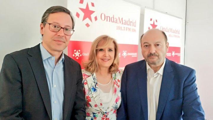 """Alfonso Serrano del Partido Popular : """"Estamos analizando los programas de Ciudadanos y Vox"""""""