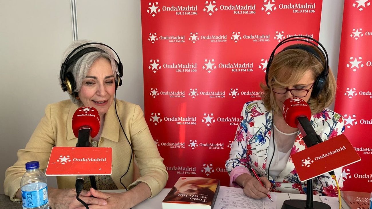 La profesora y filósofa Carmen Guaita  presenta su libro 'Todo se olvida'