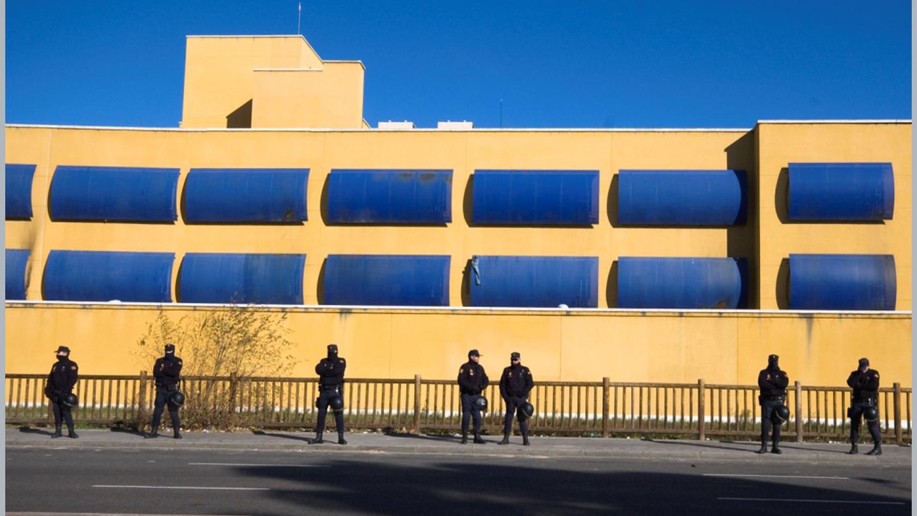 El CIE de Aluche es el que más quejas de internos recibe en España