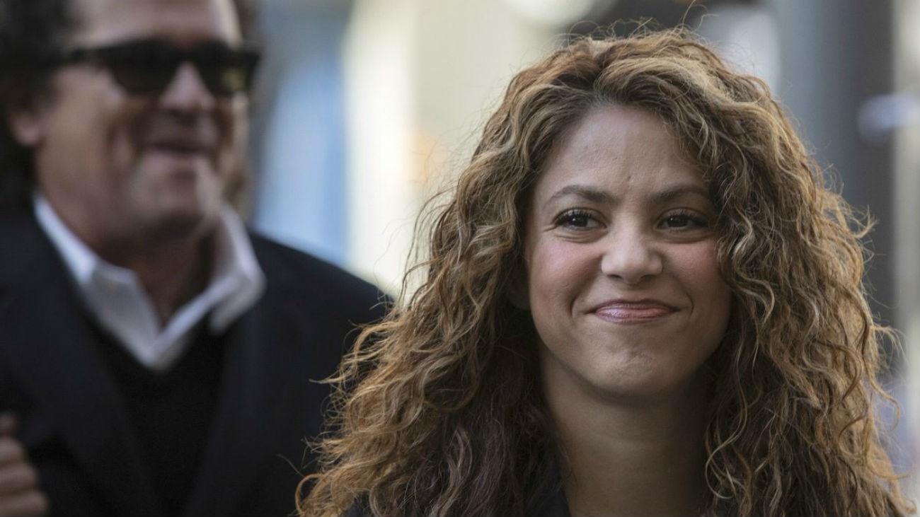 Shakira niega al juez que haya cometido fraude