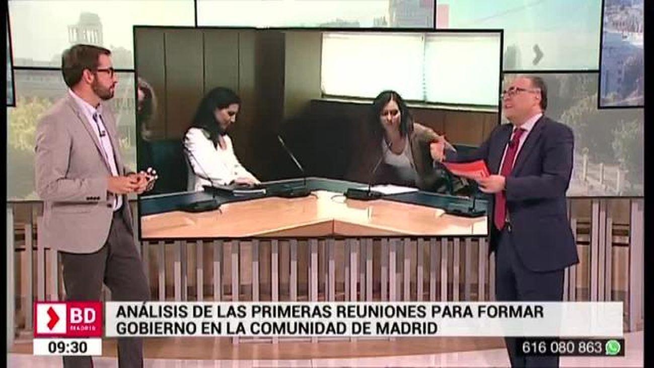 Buenos Días Madrid (8:30 - 10:30) 07.06.2019