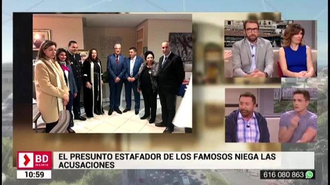 Buenos Días Madrid (10:30 - 11:30) 07.06.2019