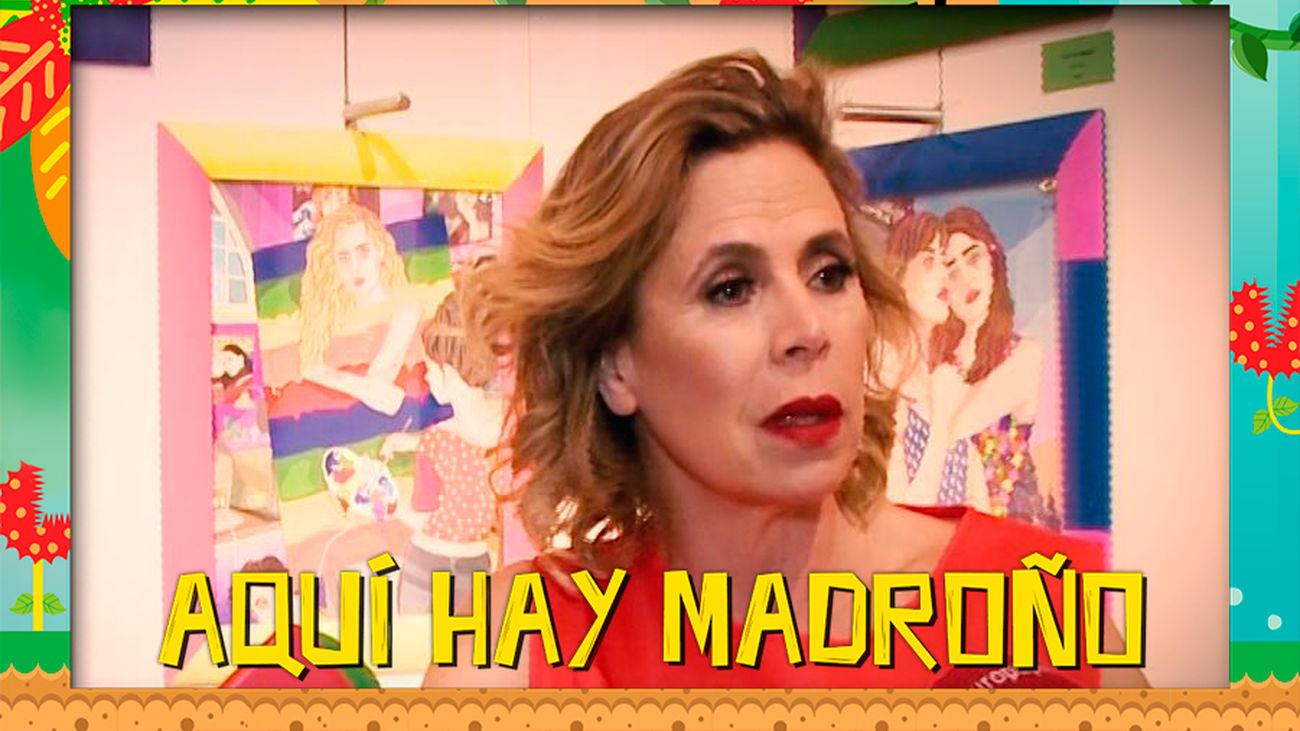Ágatha Ruiz de la Prada carga de nuevo contra su ex, Pedro J. Ramírez