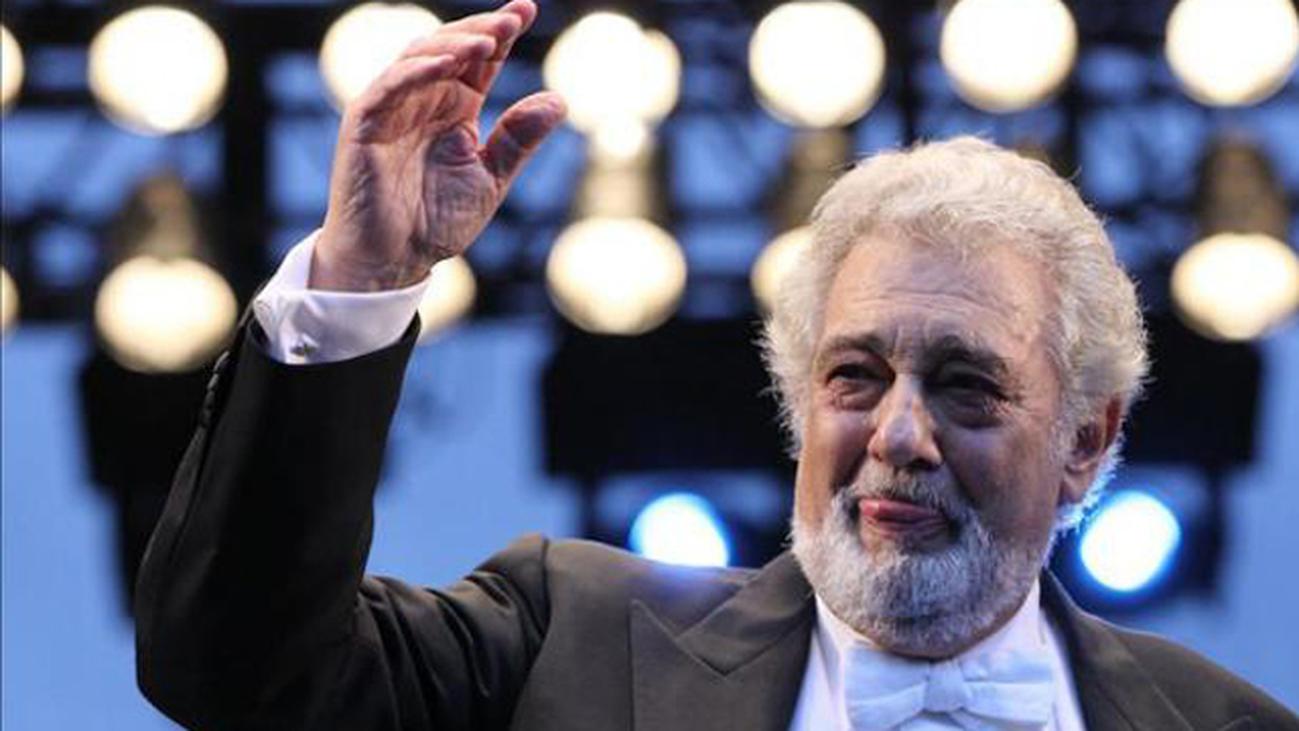 Concierto gratuito de Plácido Domingo en La Almudena