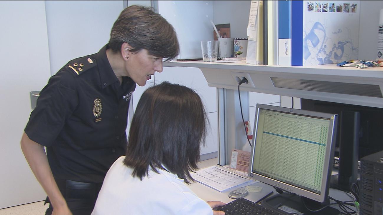 Científicos contra el crimen, la policía más especializada