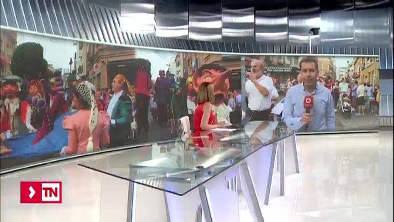 Telenoticias Fin de Semana 08.06.2019