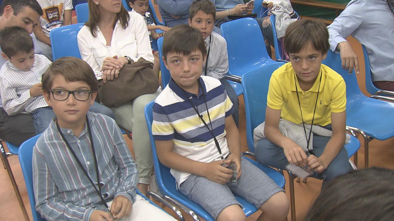 Los cracks infantiles del cálculo mental se miden en Madrid