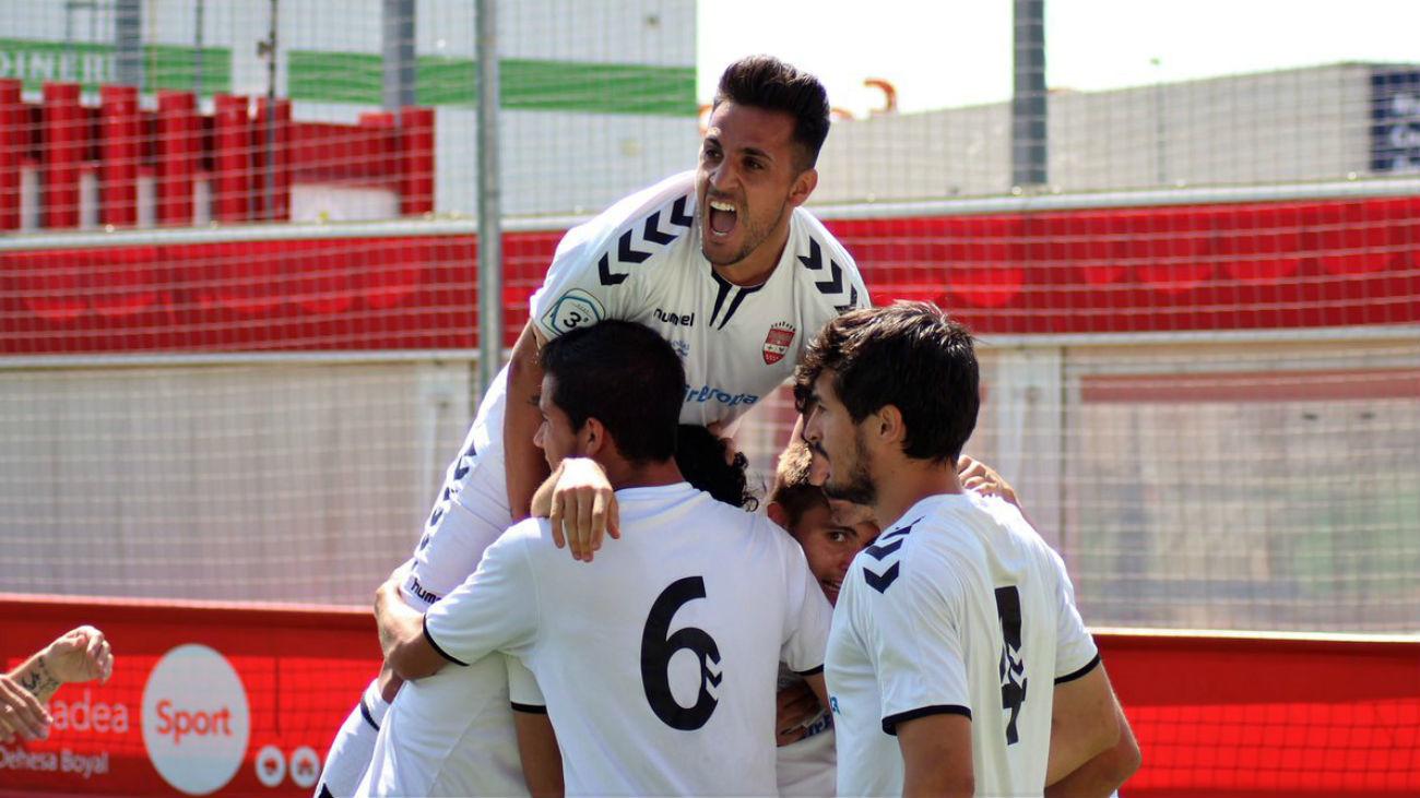 2-0. El Alcobendas Sport comienza fuerte la semifinal ante el Zamora