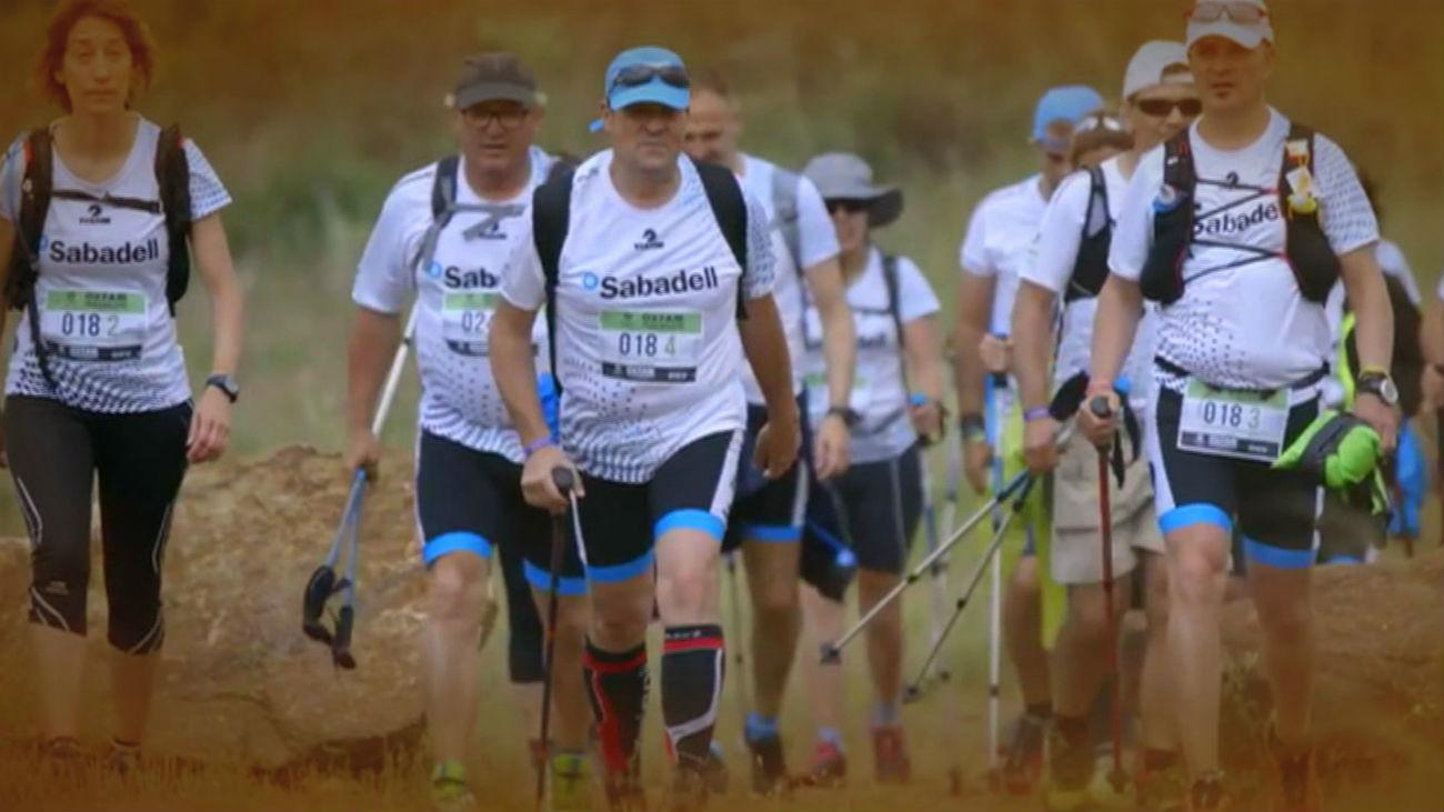 Oxfam Trailwalker: 100 kilómetros en la sierra de Madrid por un mundo mejor