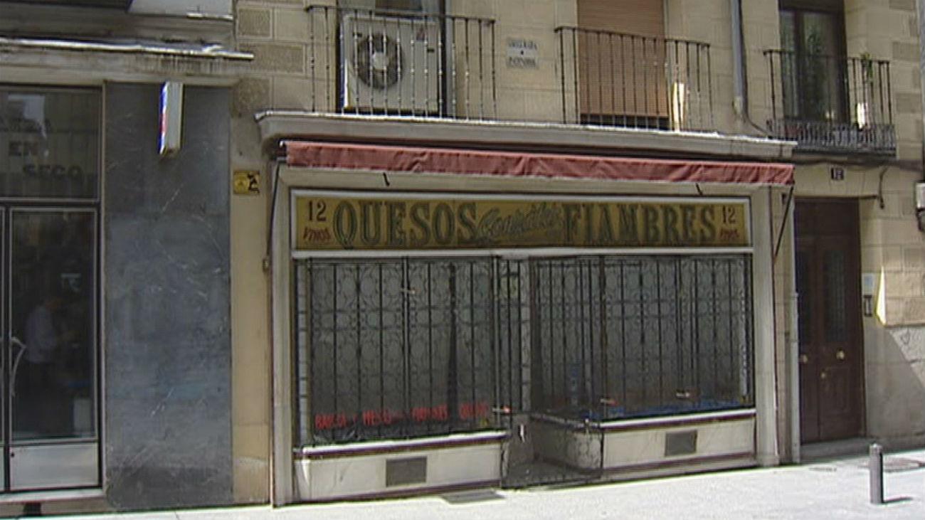 Los bares y comercios de los barrios de Madrid ya no son lo que eran