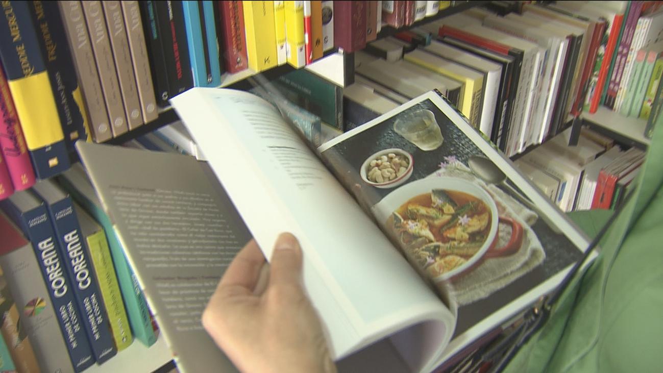 El 'fooding' o la nueva tendencia de gastronomía sana en la Feria del Libro