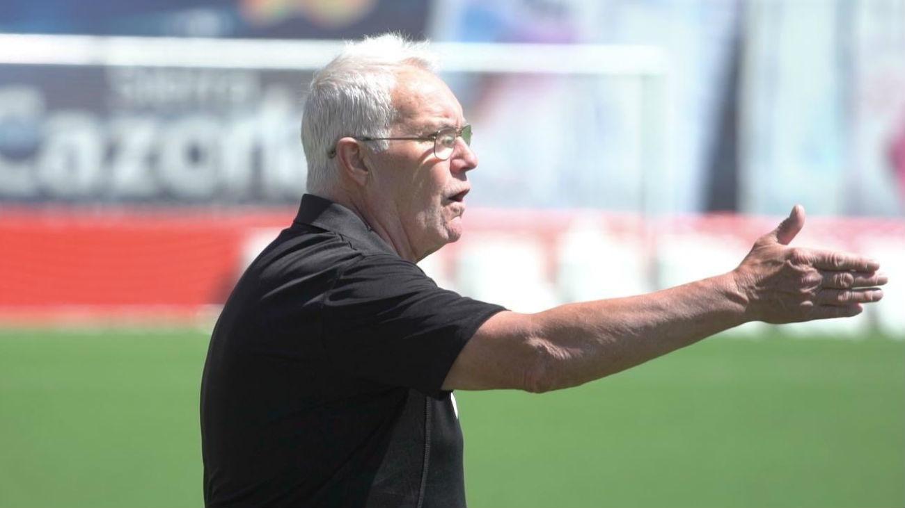 Andrés, el 'abuelo' del Alcobendas Sport