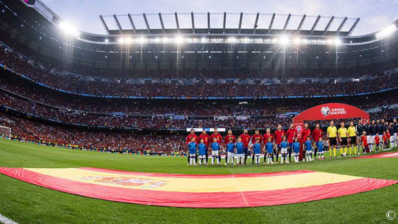 La selección hace un llamamiento para llenar el Bernabéu
