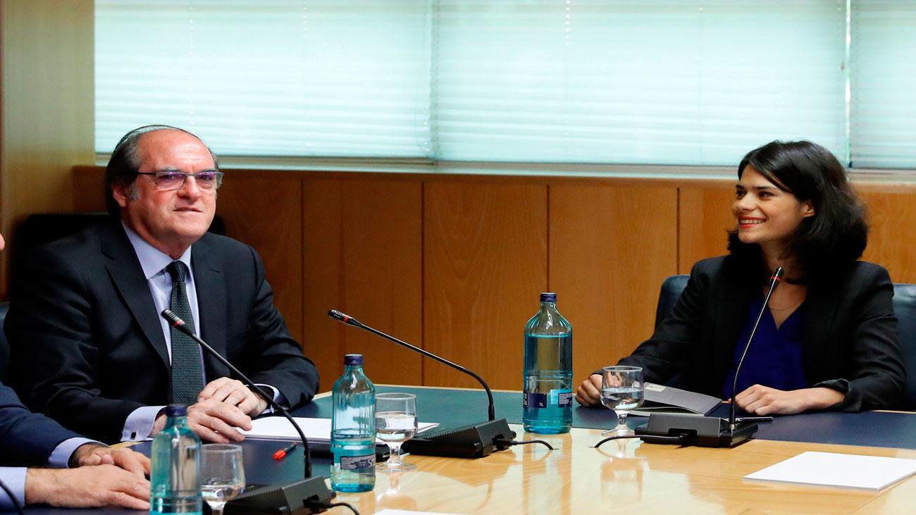 Gabilondo quiere optar a gobernar la Comunidad de Madrid