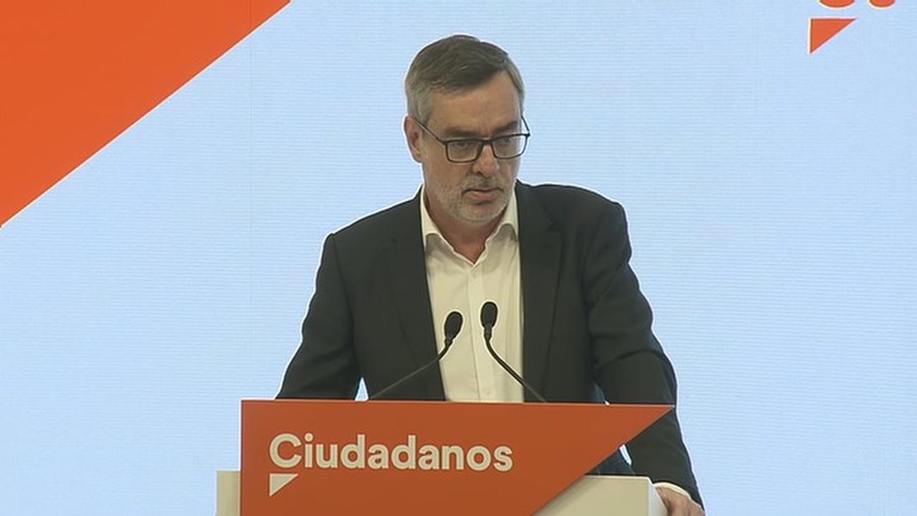 """Rivera le reiterará a Sánchez que """"en ningún caso"""" facilitarán su investidura"""