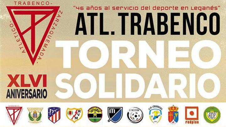 Conocemos el torneo solidario Atlético Trabenco con David Martín