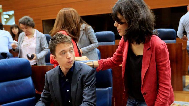Errejón denunciará en el TC el pacto de PP, Cs y Vox en la Asamblea de Madrid
