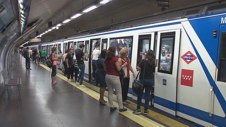 Los maquinistas de Metro de Madrid desconvocan los paros de diciembre