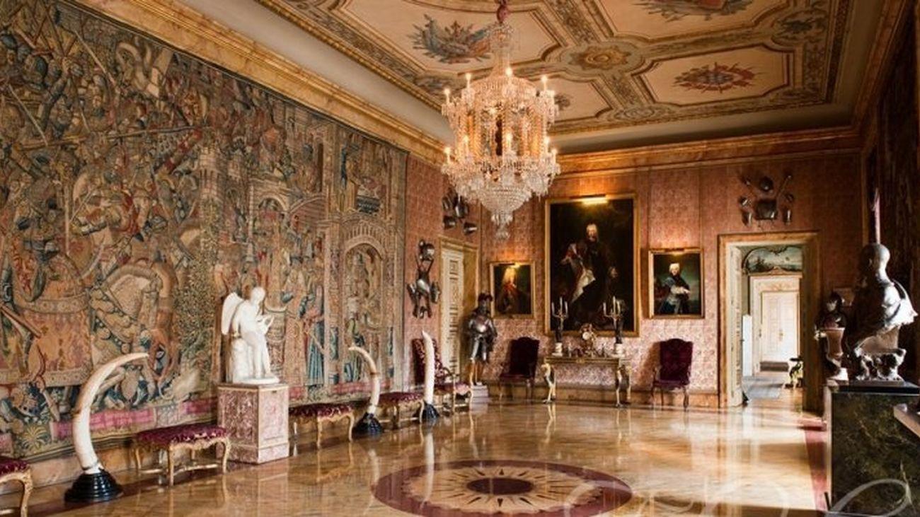 Casa de Alba, el palacio de Liria tendrá visitas al público en septiembre