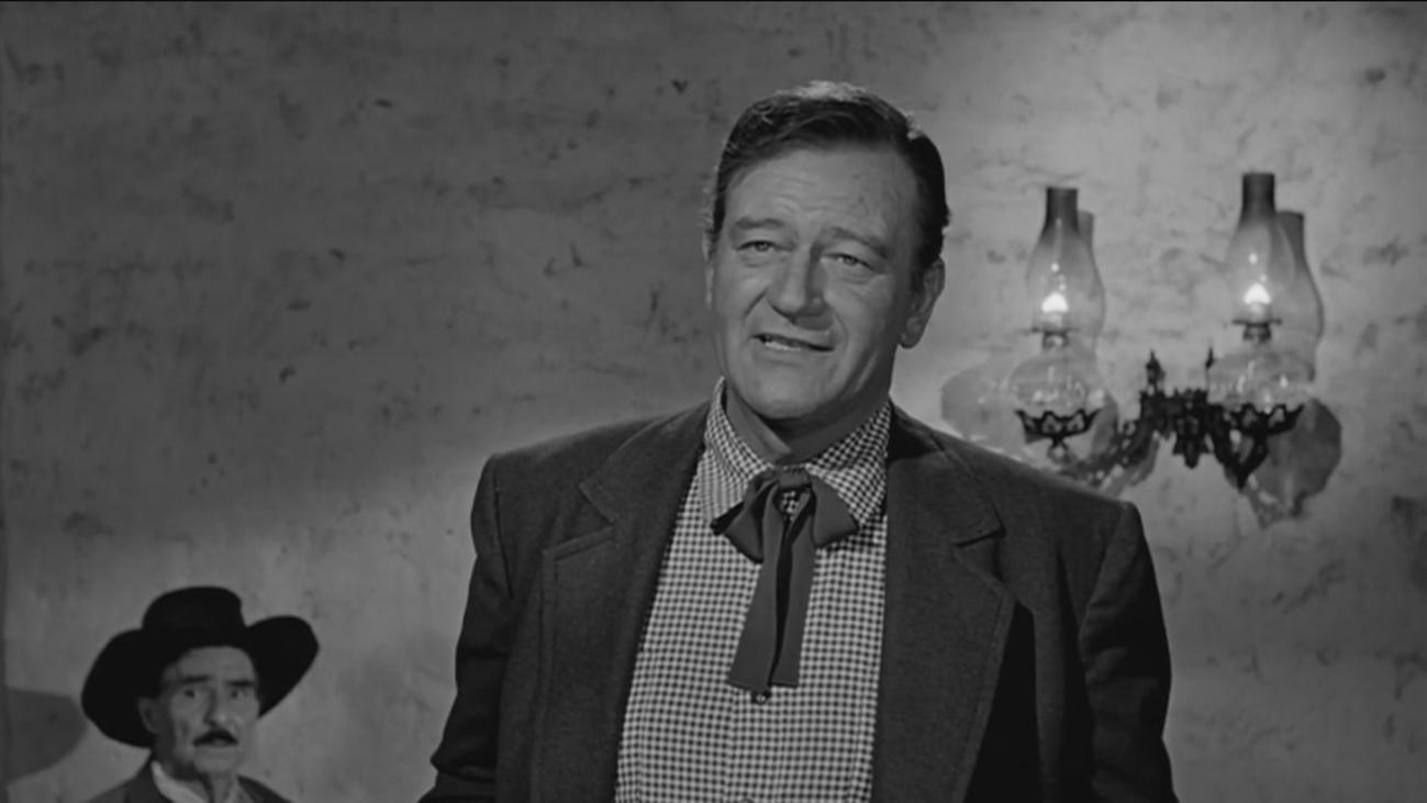 40 años sin John Wayne, el icono del cine western