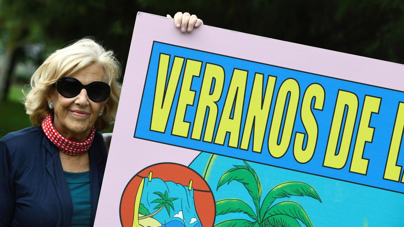 Aniversario de la llegada a la luna y otras 47 citas para los Veranos de la Villa en Madrid