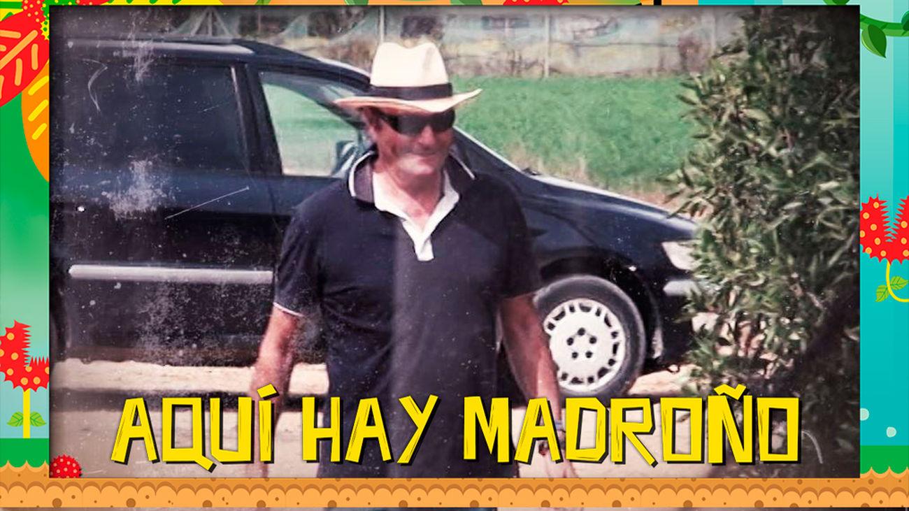 Amador Mohedano sufre cáncer