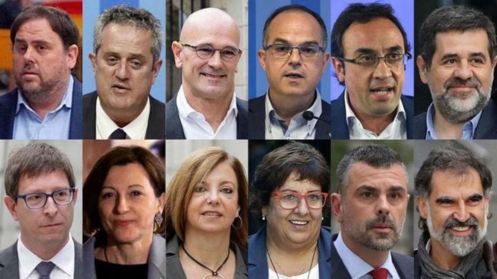 Los letrados del Congreso rechazan admitir por inconstitucional la ley de amnistía para los presos del procés