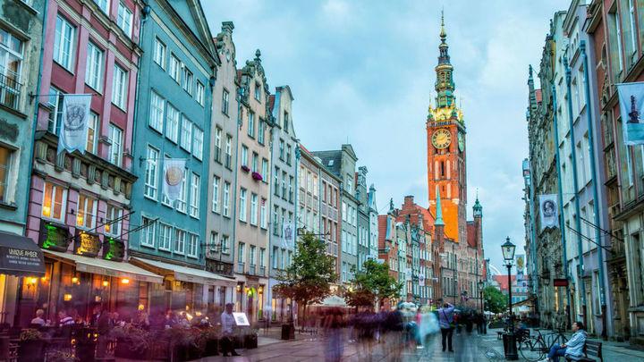 Gdansk, Premio Princesa de Asturias de la Concordia por su lucha por la libertad